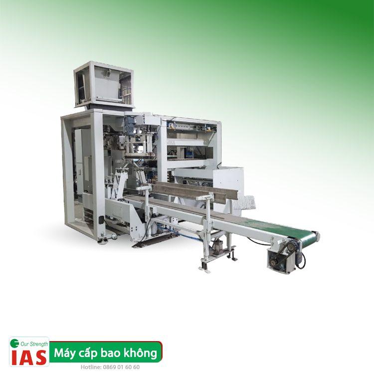 Máy đóng bao tự động - Solution IAS