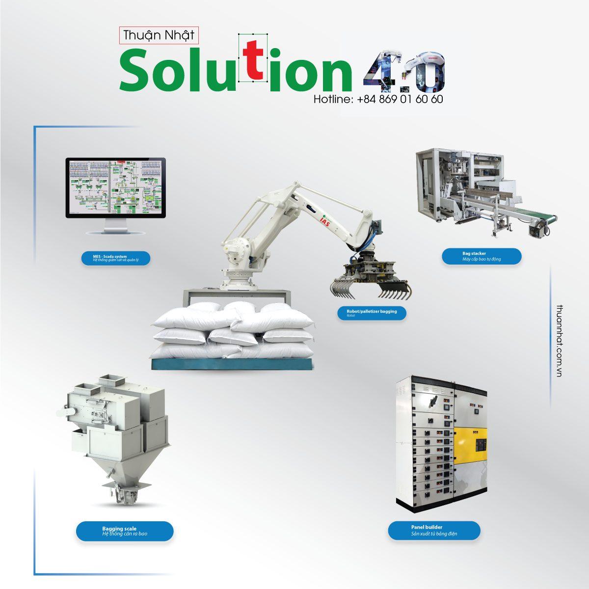Sản phẩm Solution IAS